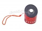 Мини колонка WS-A9  USB + FM радио