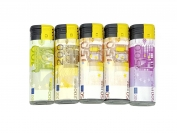 Зажигалка турбо рисунок деньги (евро/доллар) 2905-62