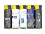 Зажигалки турбо рисунок виды сигарет арт.601-10