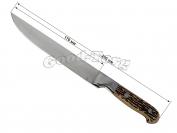 Нож костяная ручка №7, 290 мм.