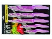 Набор металлокерамических ножей 5 шт.
