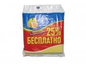 Салфетка целлюлозная Фрекен Бок Аккорд 15,7x16 см, 4+1 шт.