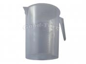 Мерный стакан, 200 мл., прозрачный